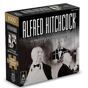 Alfred Hitchcock Mystery 1000pc Puzzle