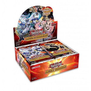 Yu-Gi-Oh! - Ancient Guardians Booster Box