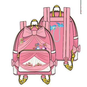 Loungefly - Cinderella - Peek A Boo 70th Anniversary Mini Backpack