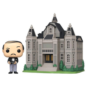 Batman - Alfred with Wayne Manor Pop! Town