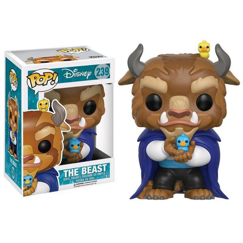 Beauty and the Beast - Winter Beast Pop! Vinyl