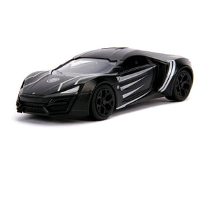 Black Panther - Lykan Hypersport 1:32 Hollywood Ride