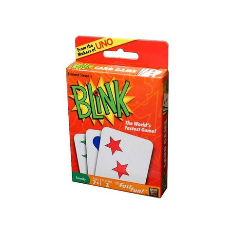 Blink Hang Sell Card Game