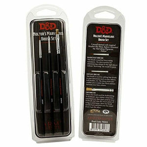 D&D Nolzurs Marvelous Pigments Brush Set