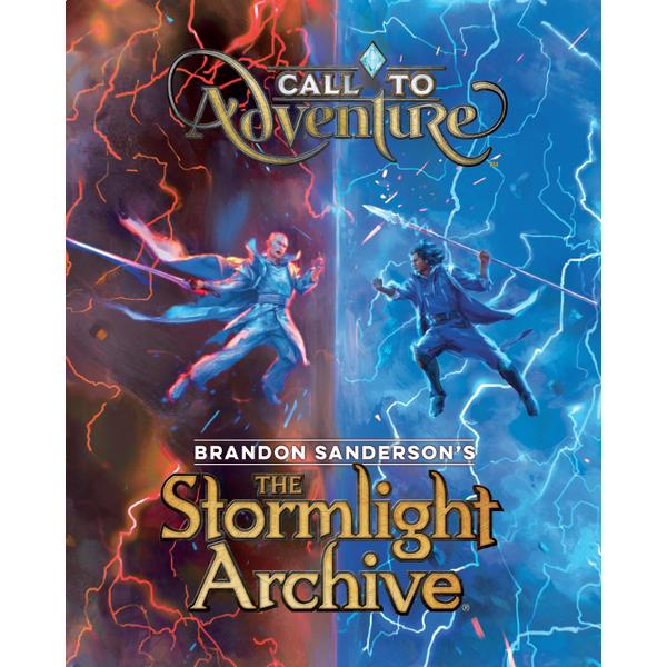Call to Adventure The Stormlight Archive - Free delivery