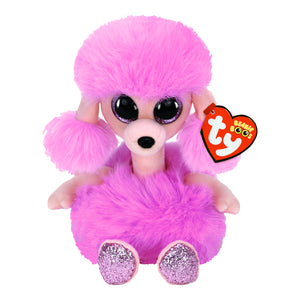 Beanie Boos Camilla Poodle Long Neck- Medium Size