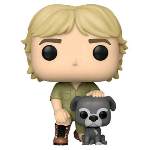Crocodile Hunter - Steve Irwin with Sui Pop! Vinyl