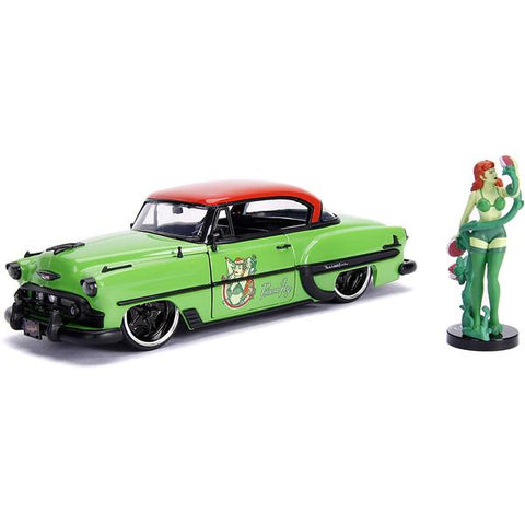 DC Bombshells - Ivy 53 Bel Air 1:24 Hollywood Ride