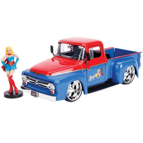 DC Bombshells - Sprgirl 56F100 1:24 Hollywood