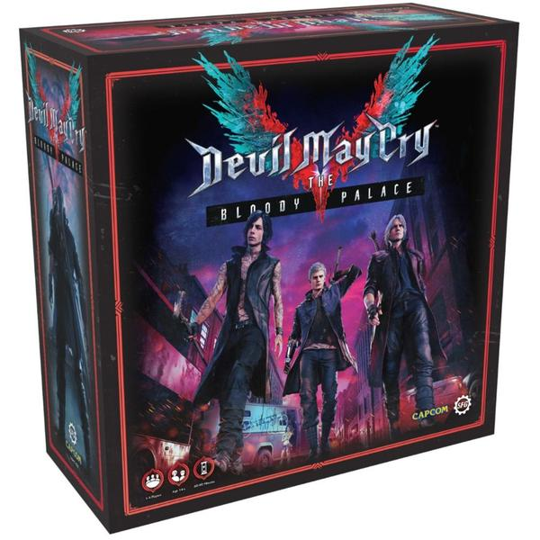 Devil May Cry: The Bloody Palace - Free delivery
