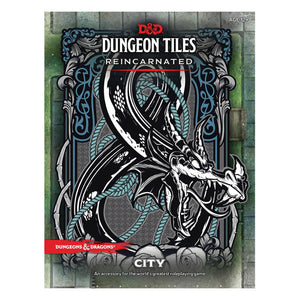 D&D - Tiles Reincarnated City