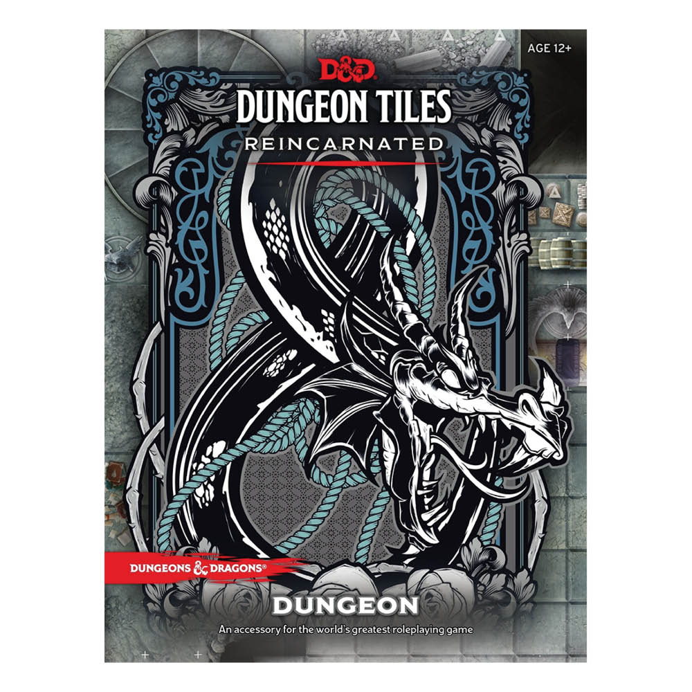 D&D - Tiles Reincarnated Dungeon