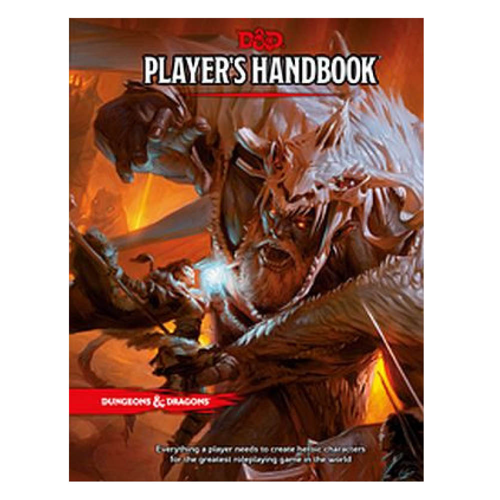 D&D Players Handbook 5th Edition