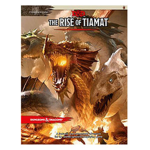 D&D Rise Of Tiamat