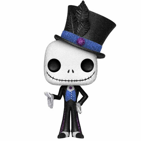 The Nightmare Before Christmas - Dapper Jack Diamond Glitter US Exclusive Pop