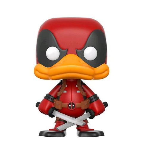 Deadpool - Deadpool The Duck Pop