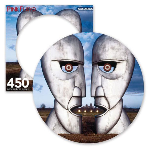 Aquarius Pink Floyd – Division Bell 450pc Picture Disc Puzzle