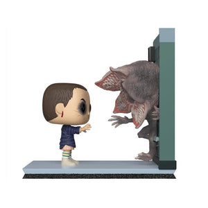 Stranger Things - Eleven & Demogorgon Movie Moments Pop! Vinyl