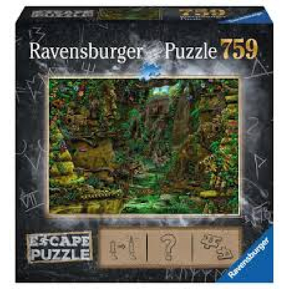 Ravensburger Escape 2 The Temple Grounds 759pc Puzzle