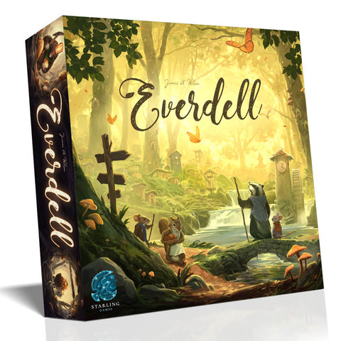 Everdell - Due back September 2020