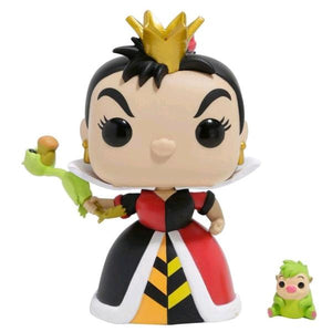Alice in Wonderland - Queen of Hearts US Exclusive Pop! Vinyl