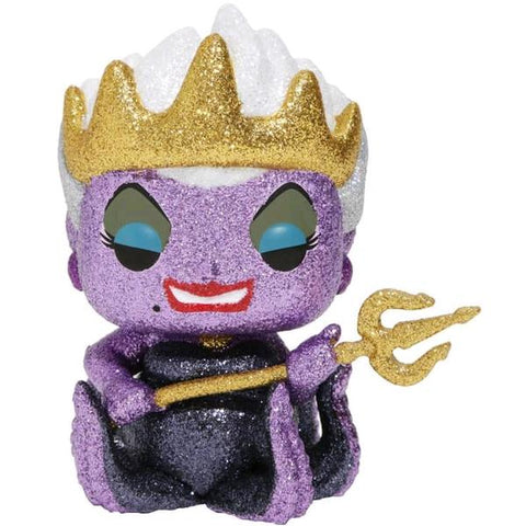 Little Mermaid - Ursula Diamond Glitter Pop! Vinyl