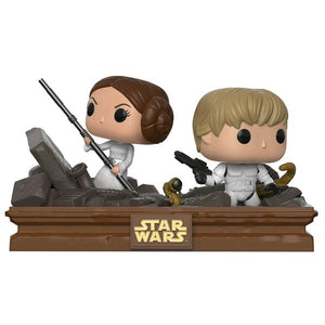 Star Wars - Trash Compactor Escape Movie Moments US Exclusive Pop! Vinyl