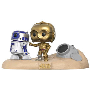 Star Wars - Escape Pod Landing Movie Moments US Exclusive Pop! Vinyl