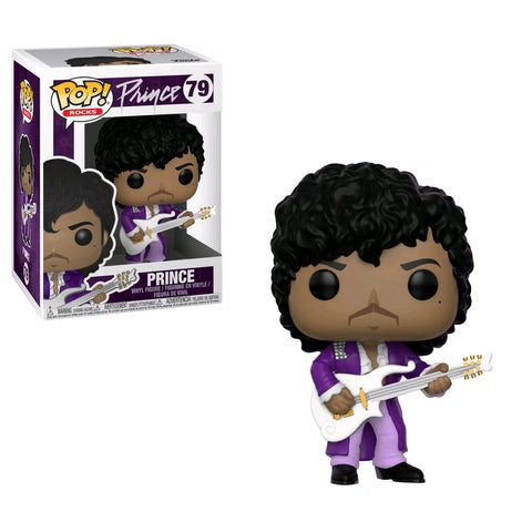 Prince - Prince (Purple Rain) Pop! Vinyl