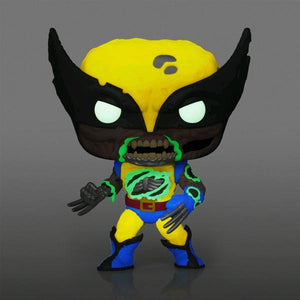 Marvel Zombies - Wolverine Glow US Exclusive Pop! Vinyl