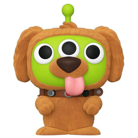 Pixar - Alien Remix Dug Flocked US Exclusive Pop! Vinyl
