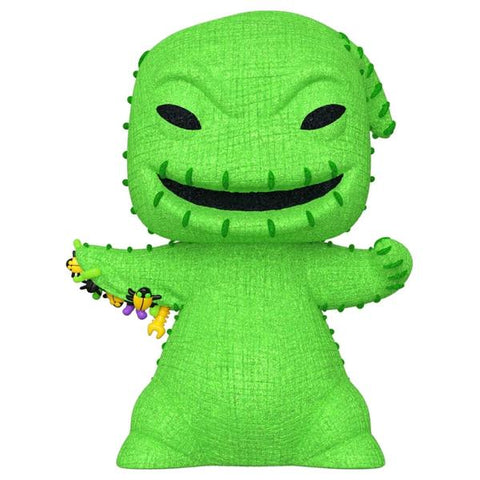The Nightmare Before Christmas - Oogie Boogie Green Diamond Glitter US Exclusive Pop! Vinyl