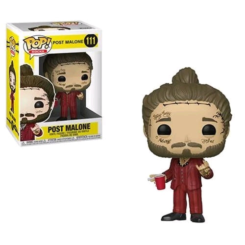 Post Malone (Red Suit) Pop! Vinyl