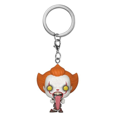 It: Chapter 2 - Pennywise Funhouse Pop! Keychain