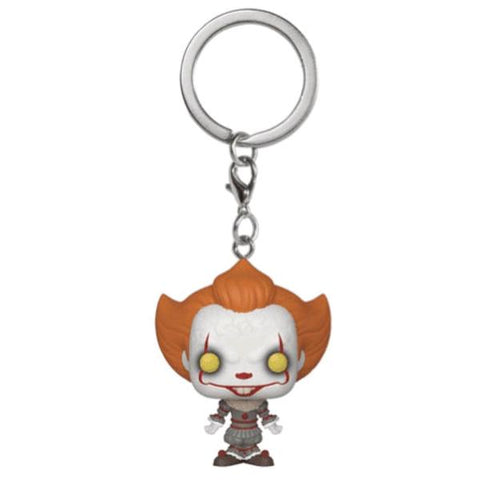 I.T. Ch2 - Pennywise w/Open Arms Pop! Keychain