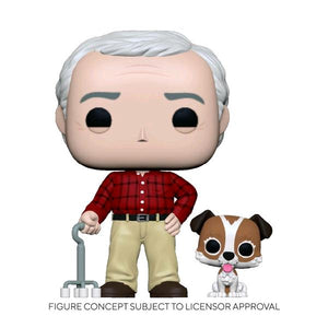 Frasier - Martin Crane with Eddie Pop! Vinyl