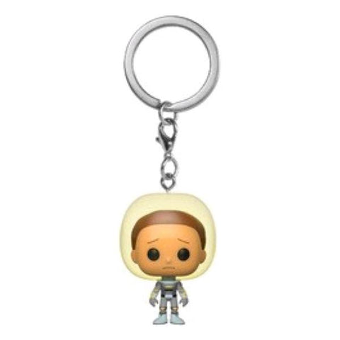 Rick & Morty - Morty Space Suit Pop! Keychain