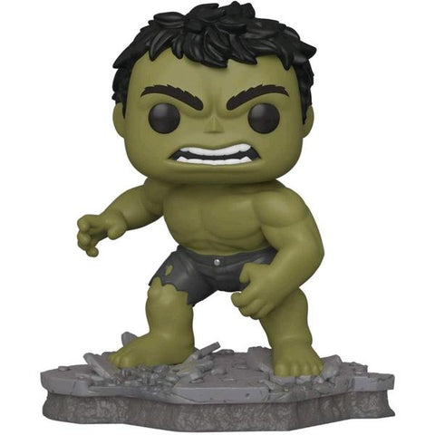Avengers - Hulk (Assemble) US Exclusive Pop! Deluxe