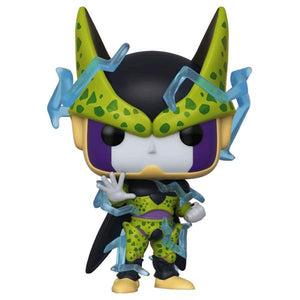 Dragon Ball Z - Perfect Cell Glow ECCC 2020 US Exclusive Pop! Vinyl