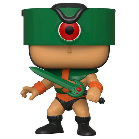 Masters of the Universe - Tri-Klops ECCC 2020 US Exclusive Pop! Vinyl