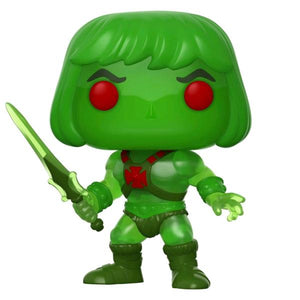 Masters of the Universe - He-Man (Slime Pit) ECCC 2020 US Exclusive Pop! Vinyl
