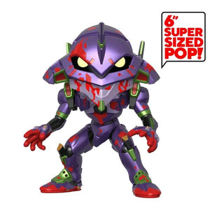 "Evangelion - Eva Unit 01 Metallic Bloody 6"" US Exclusive Pop! Vinyl"