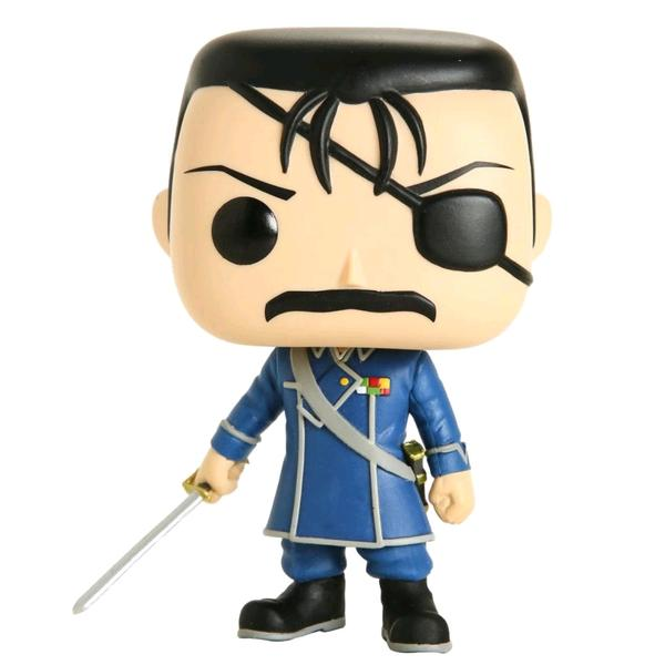Fullmetal Alchemist - King Bradley US Exclusive Pop! Vinyl