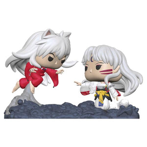 Inuyasha - Inuyasha Vs Sesshomaru Anime Moment Pop! Vinyl