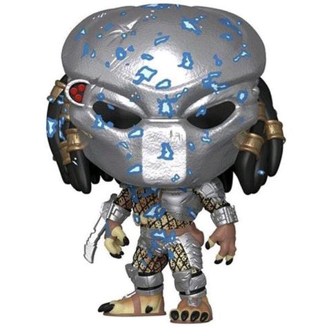 Predator - Predator Electric Armor Blue US Exclusive Pop! Vinyl