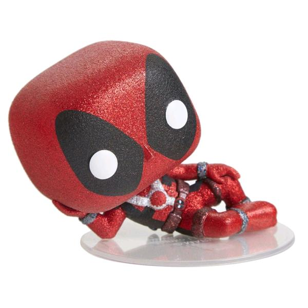 Deadpool - Deadpool Diamond Glitter US Exclusive Pop! Vinyl