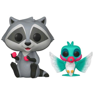 Pocahontas - Meeko & Flit Earth Day US Exclusive Pop! Vinyl