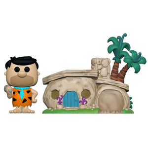 Flintstones - Flintstone's Home Pop! Town