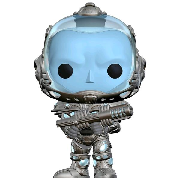Batman & Robin - Mr Freeze Pop! Vinyl