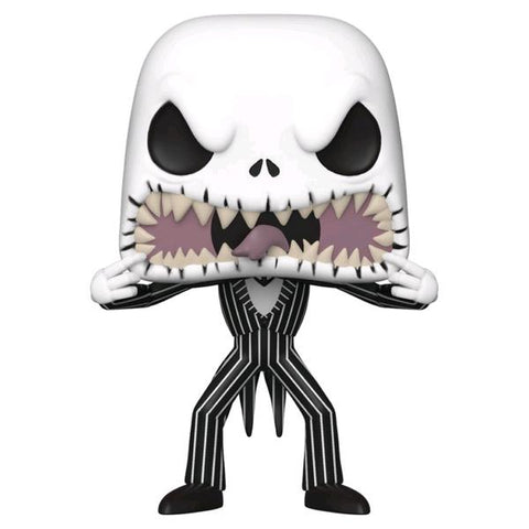 The Nightmare Before Christmas - Jack Skellington (scary face) Pop! Vinyl